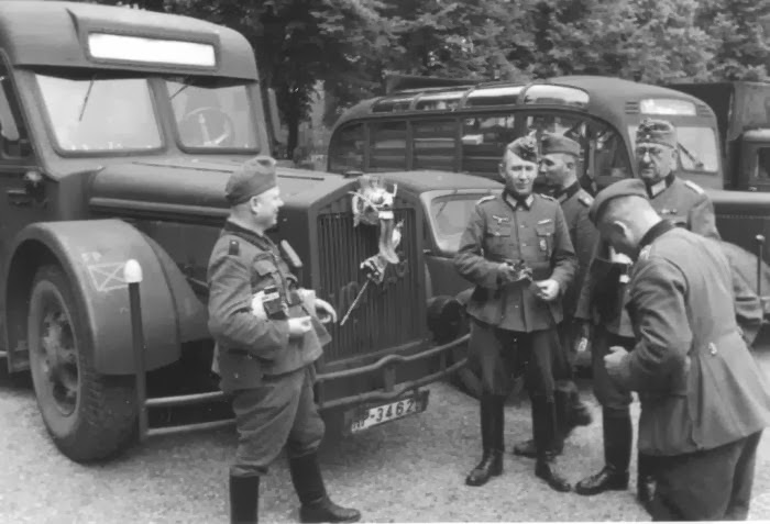 Война вторая мировая война глазами